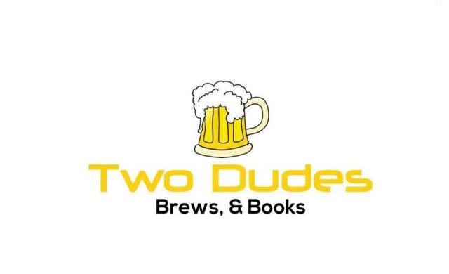 twodudesbrewsbooks logo